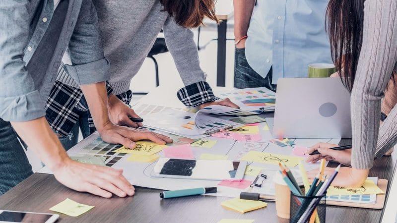 Mise en place d'une stratégie marketing