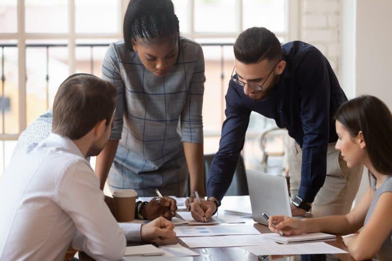 Élaboration d'un business plan