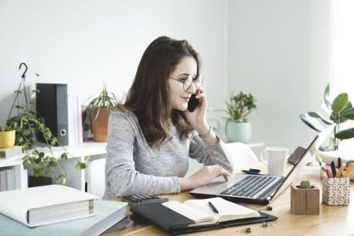 Les avantages d'avoir une secrétaire