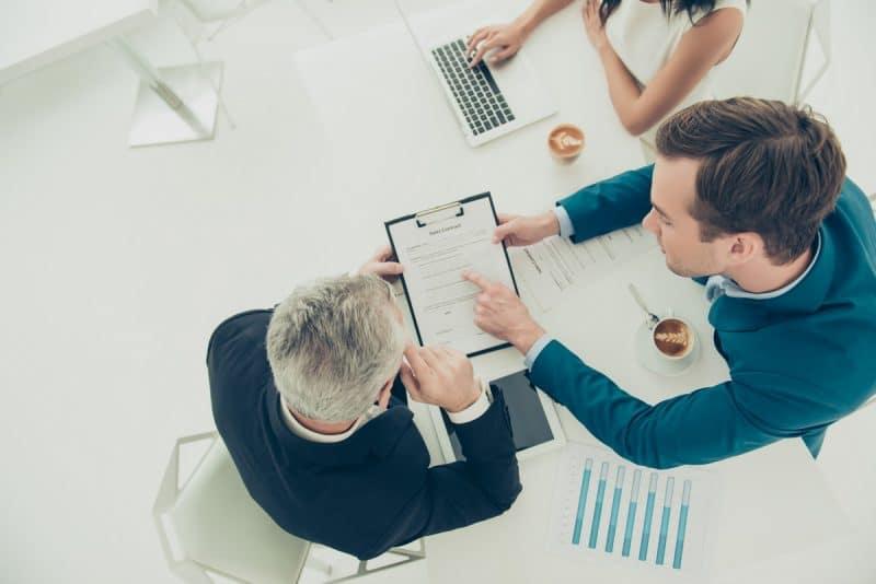 Création et développement d'une entreprise