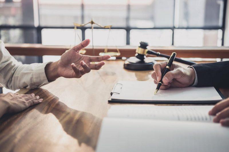 Le métier d'avocat
