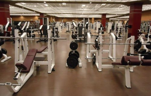 Salle de sport